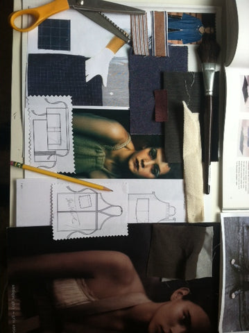 Shannon Reed Apron Design Workspace