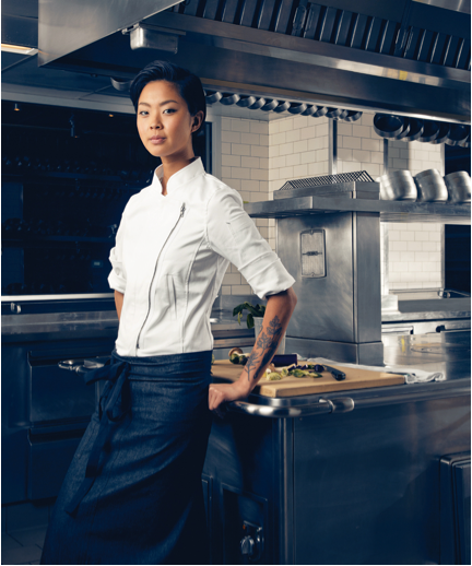 Kristen Kish in Shannon Reed | Boston Magazine