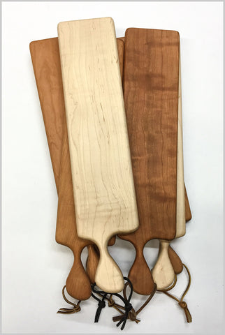 Maple and Cherry Cheese Boards
