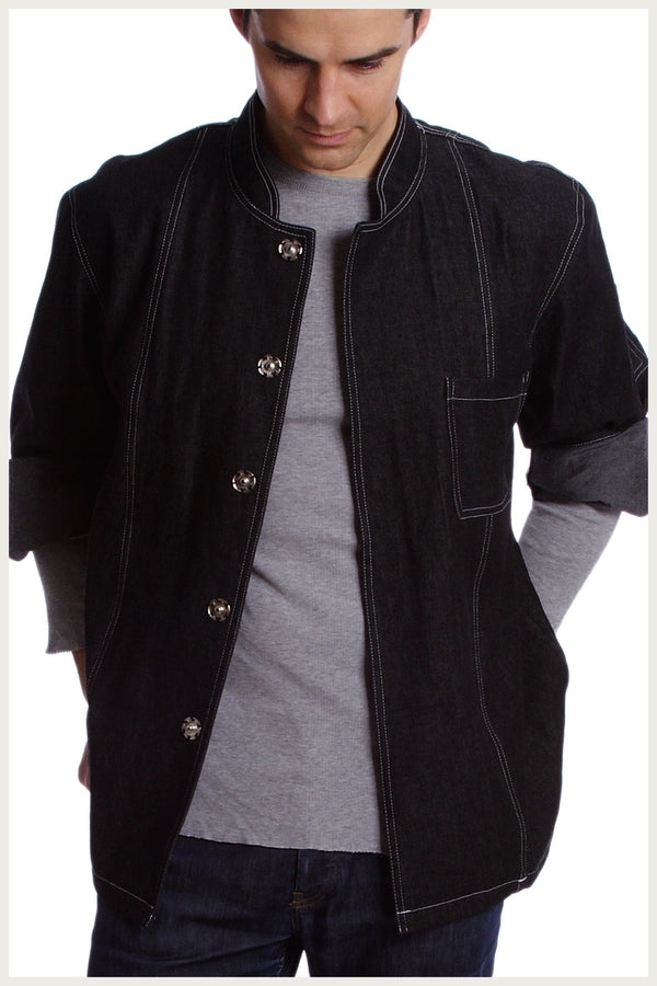 Designer Chef Jacket Men S Rebel Shannon Reed