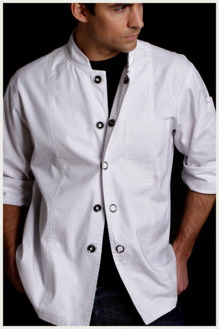 Designer Chef Jacket - Men's Station