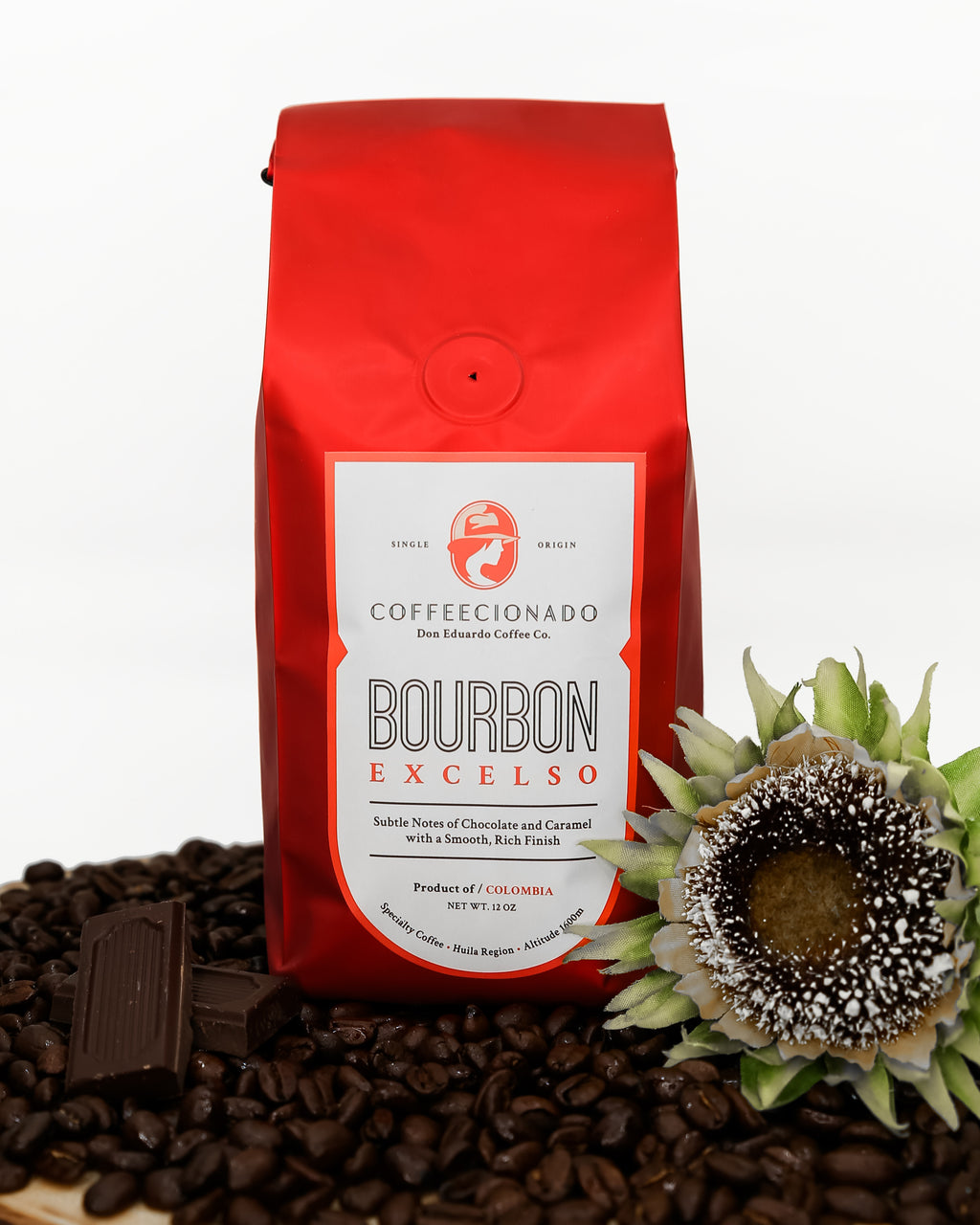 Bourbon Excelso 12oz