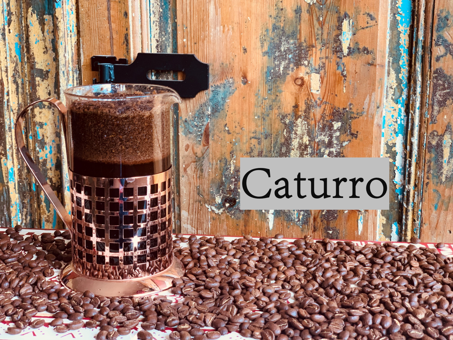 Caturro 12oz - Full Body