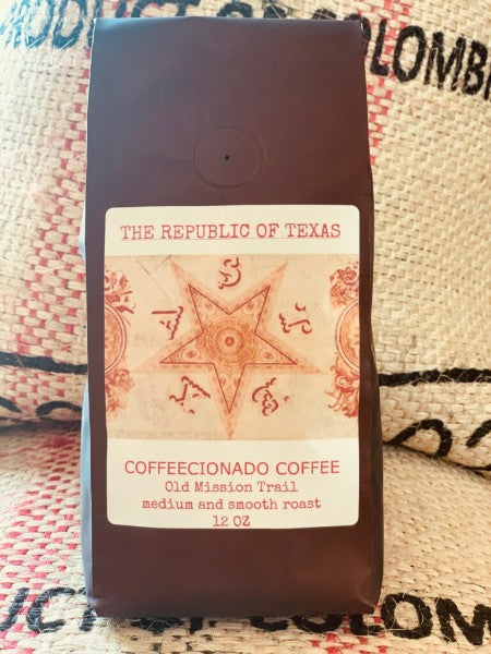 The Republic of Texas REDBACK Special Edition Old Mission Trail 12 Oz