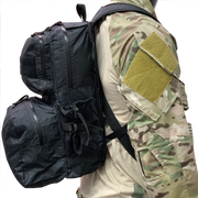 1 Day Assault Pack - Black Aviation - MATBOCK