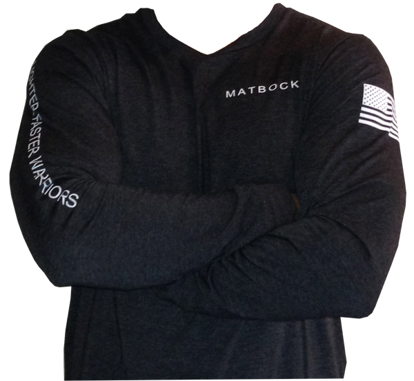Long Sleeve Shirts - MATBOCK