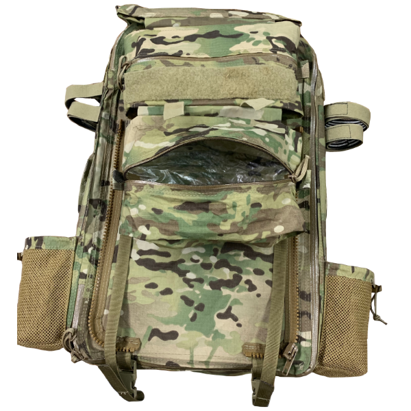 Graverobber™ Sustainment Kit (Bag+4 Pouches+4 Panels) - MATBOCK