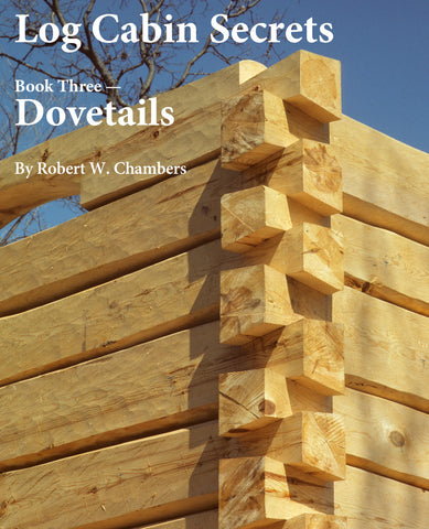 Log Cabin Secrets, Book 3:  Dovetails