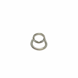 wholeness ring - fine silver