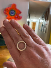 Load image into Gallery viewer, wholeness ring - fine silver