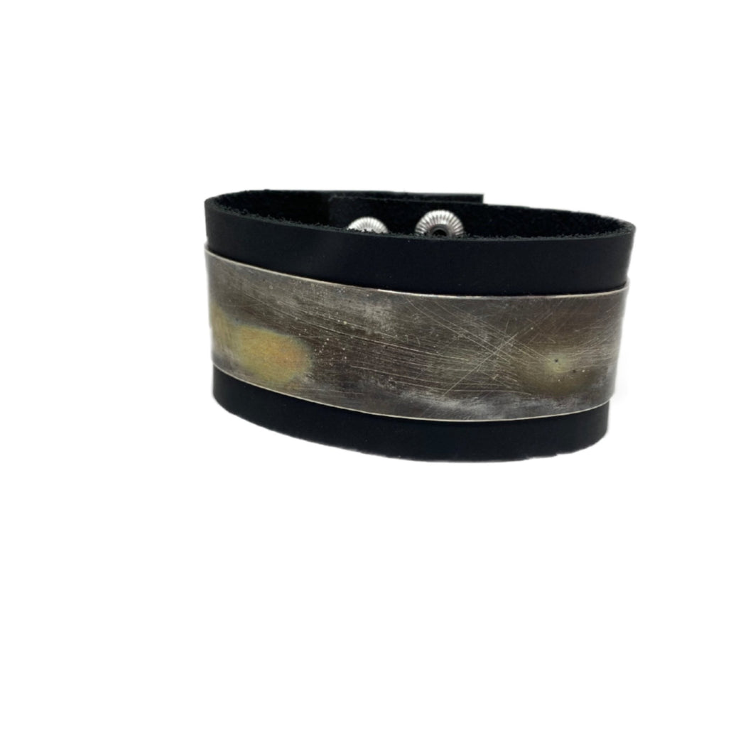lunar cuff - dani keith designs jewelry