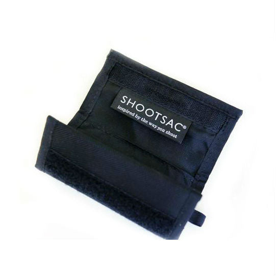 Black Compact Flash Card Wallet