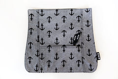 Pocket Cover, Anchors Away