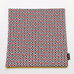 OUTLET Cover, Dotty Red