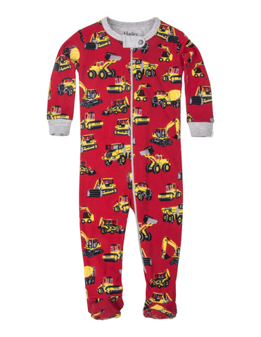 Hatley Infant Coveralls