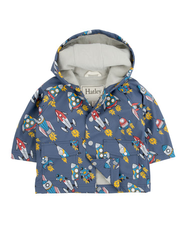 Retro Rockets Hatley Rainwear Ireland