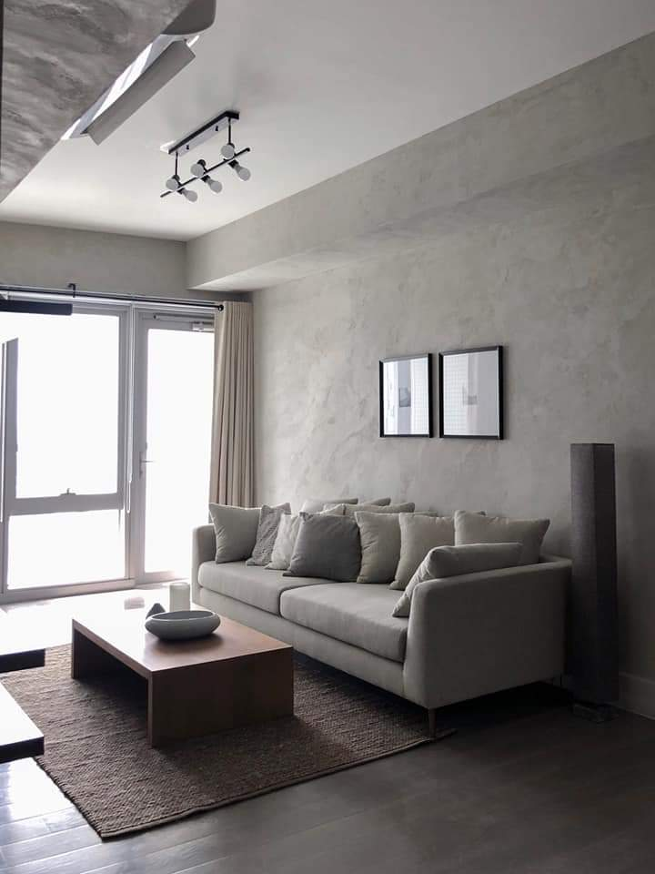 Marmorino Lime Plaster ENTERPRISE
