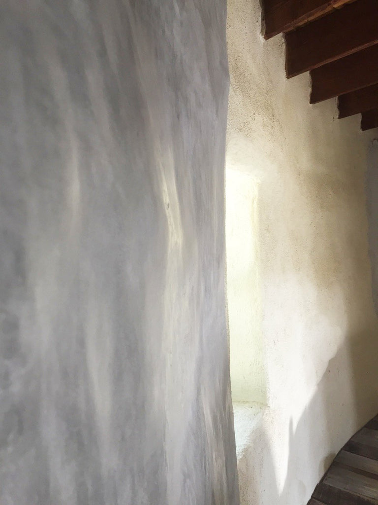 Carrera Lime Plaster NATURAL WHITE