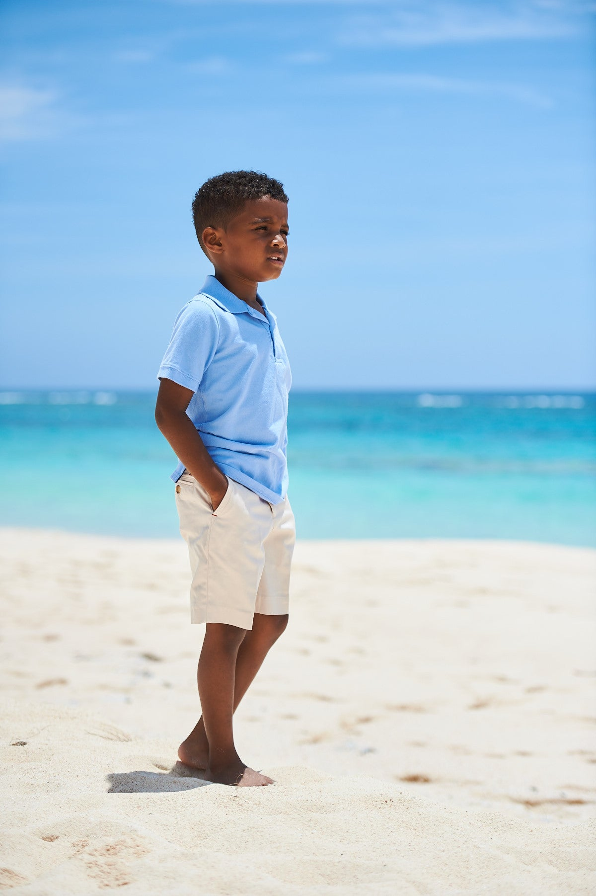 Bermuda Shorts for Kids