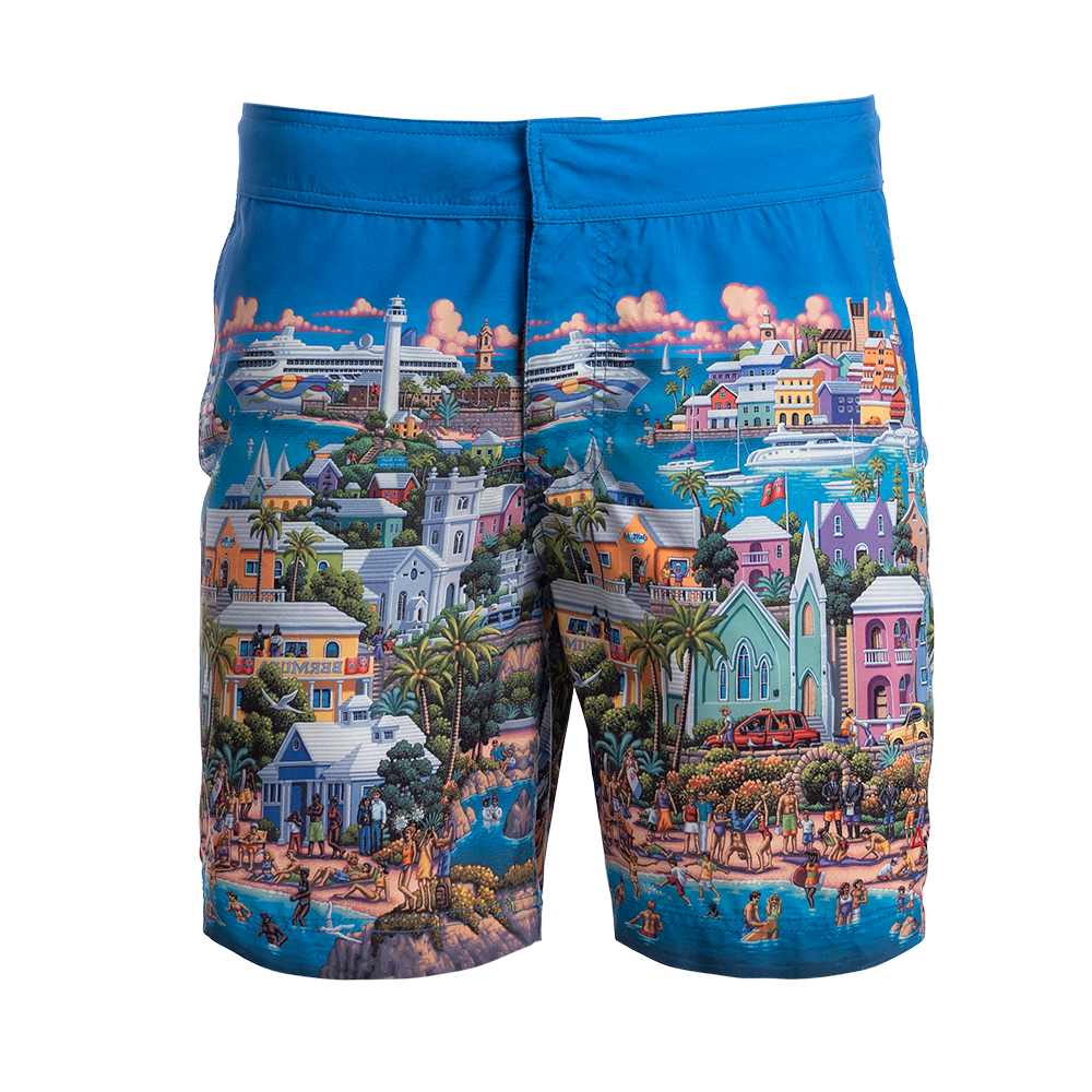 41d17b33cb The Authentic Bermuda Shorts