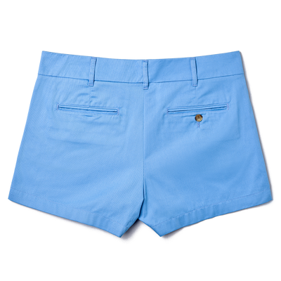 Ladies Cooper's Blue Bermuda Boaters
