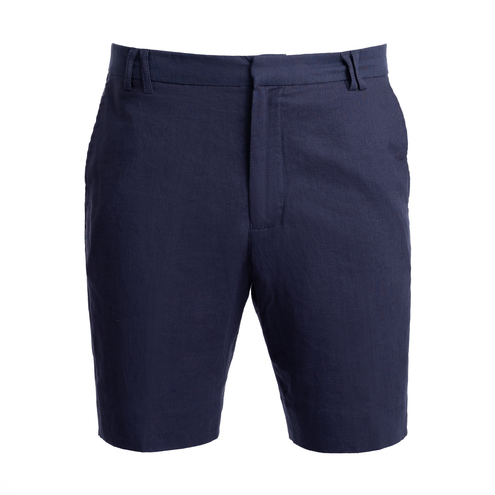 Salty Navy - Cotton/Linen