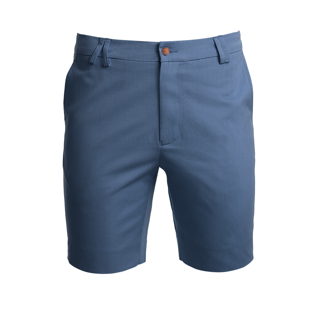 e83e5b041e TABS Mens Dusk Blue cotton Bermuda shorts