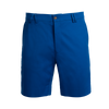 TABS Mens Reef Line Blue cotton Bermuda shorts