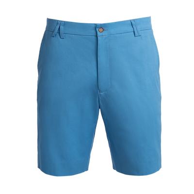TABS Mens Cooper's Blue cotton Bermuda shorts