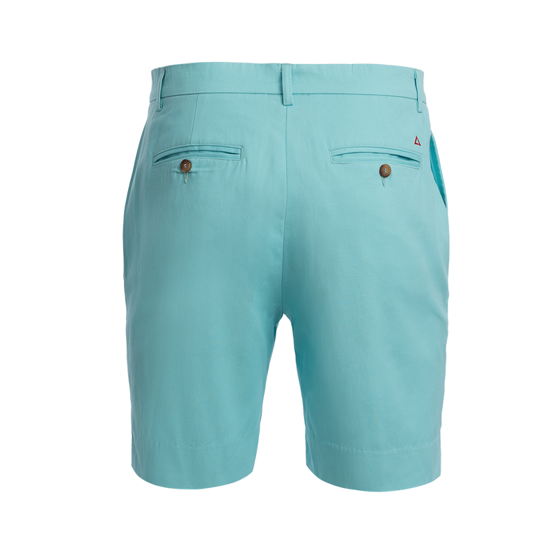 TABS Mens Bermuda Blue stretch cotton Bermuda shorts