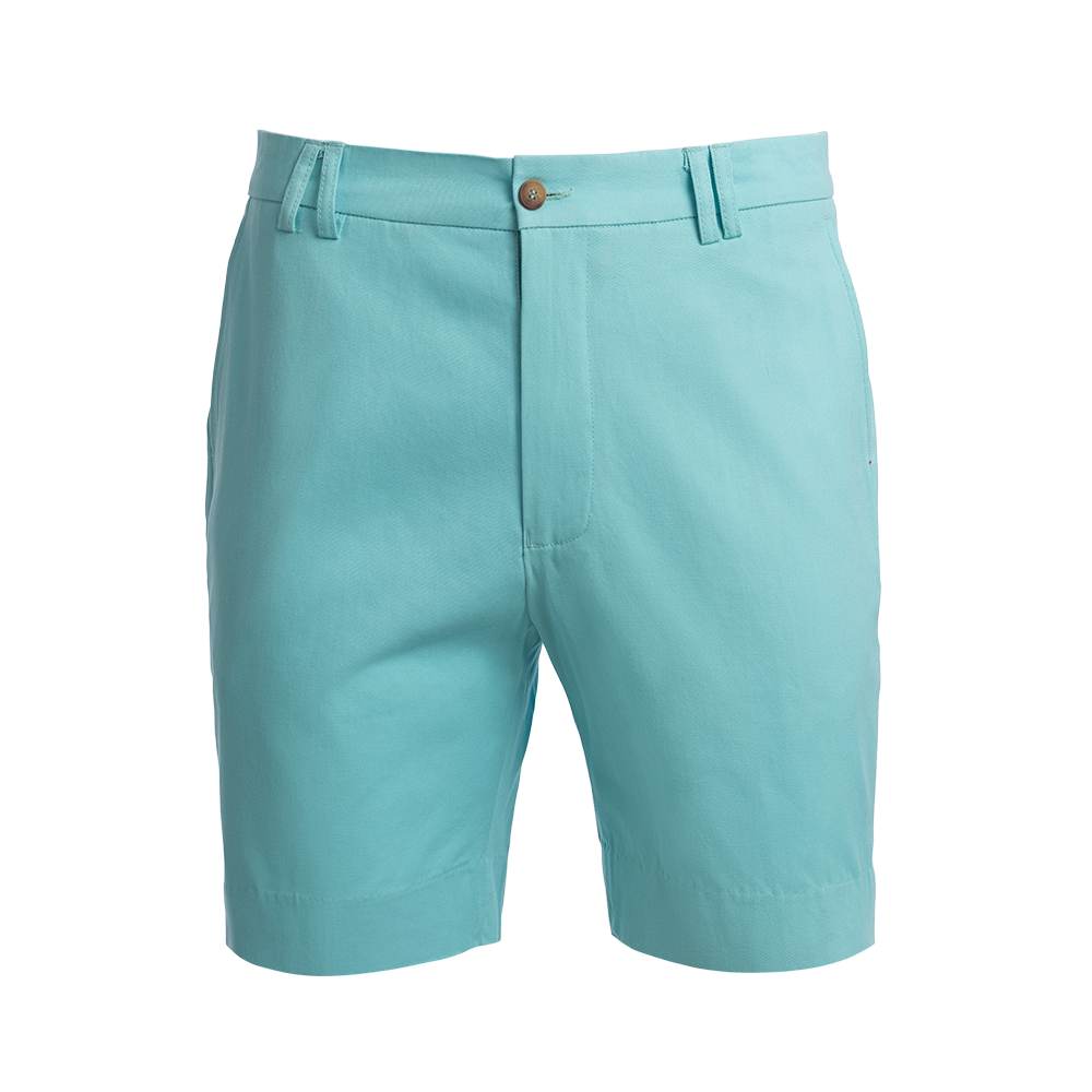 Men's Stretch Bermudas - TABS Turquoise