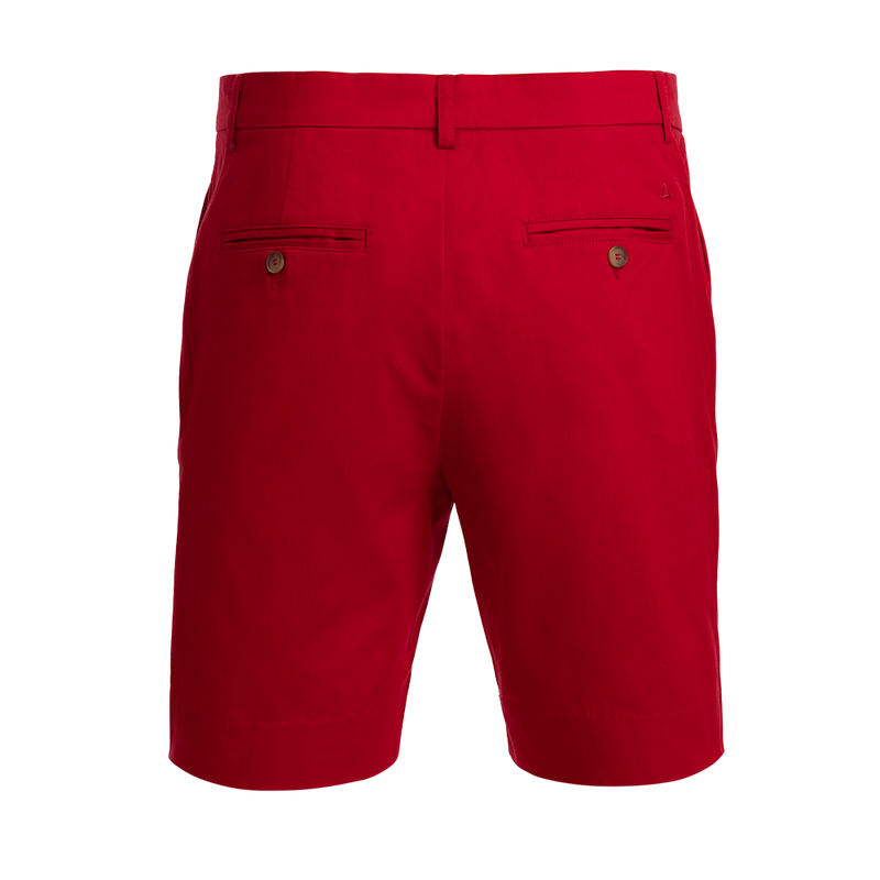 TABS Mens Red Bird cotton Bermuda shorts