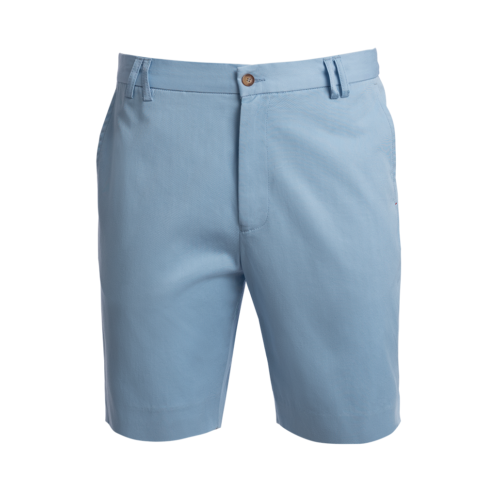 TABS Mens Blue Bird Egg cotton Bermuda shorts