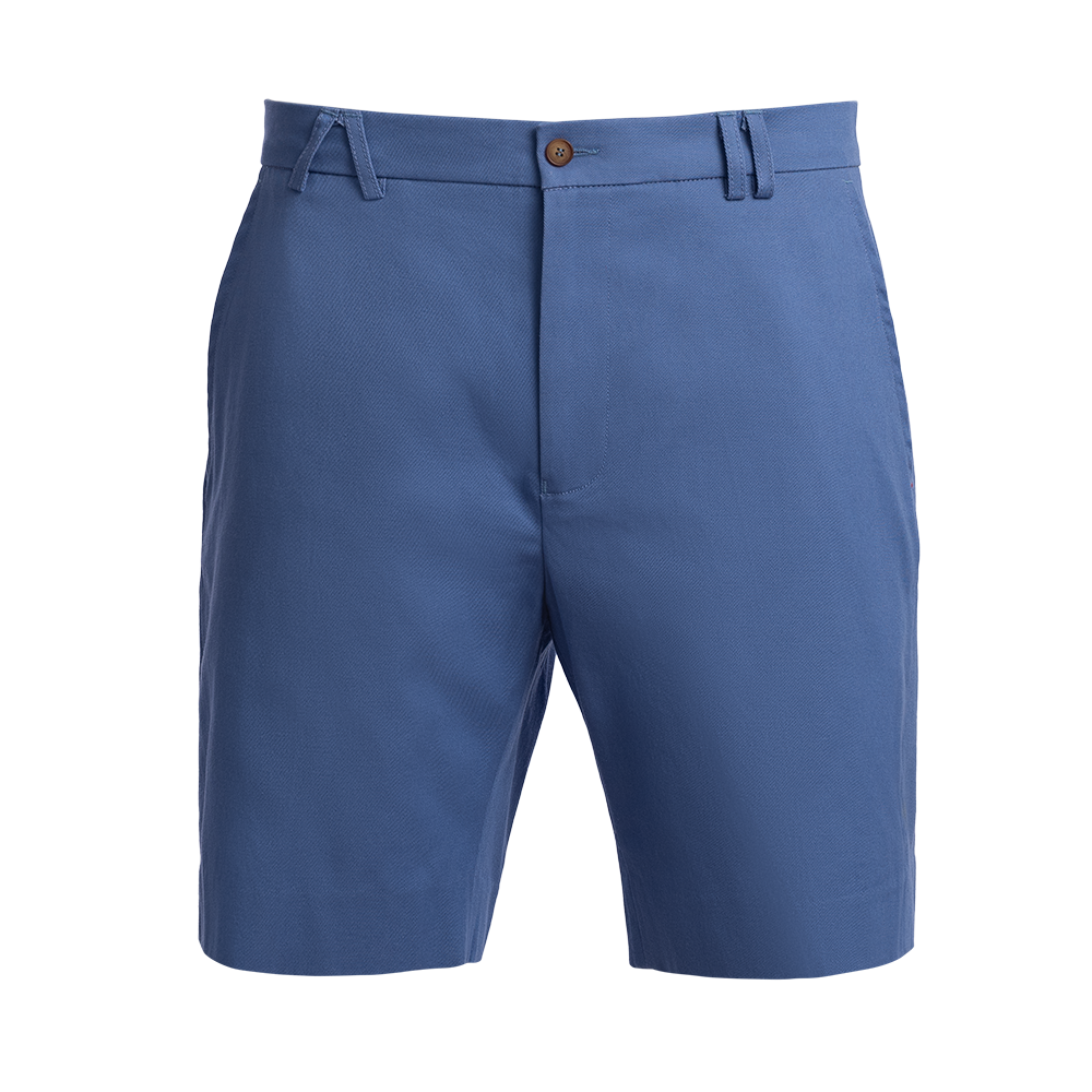 TABS Mens Periwinkle Blue cotton Bermuda shorts