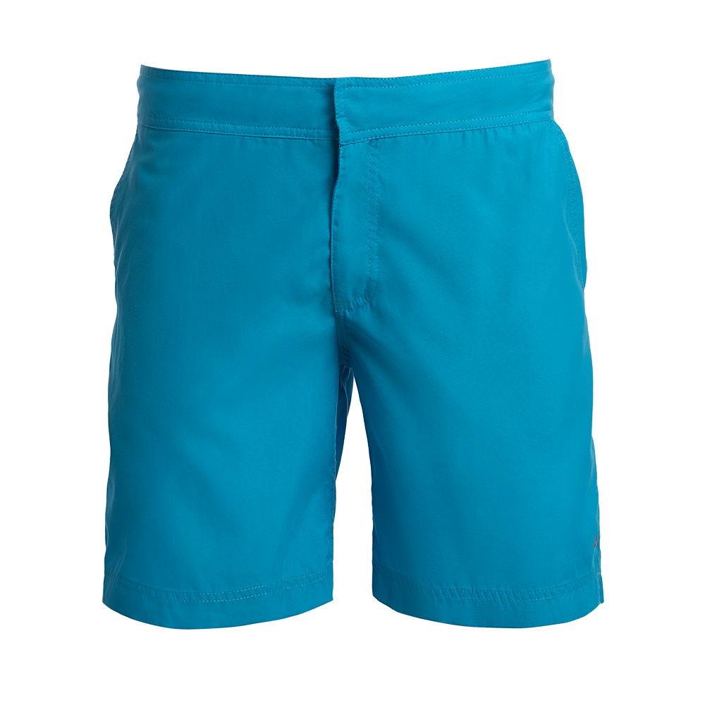 TABS swim shorts block colours Pool Turquoise
