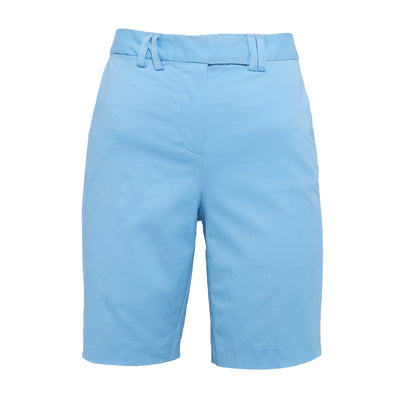 "TABS womens 9"" Bermuda shorts - bluebird"