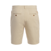 TABS Mens Beach Beige cotton Bermuda shorts