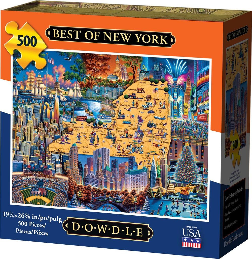 eric dowdle new york puzzle
