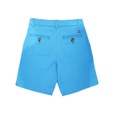TABS | mini | Bermuda shorts | cooper's blue | back