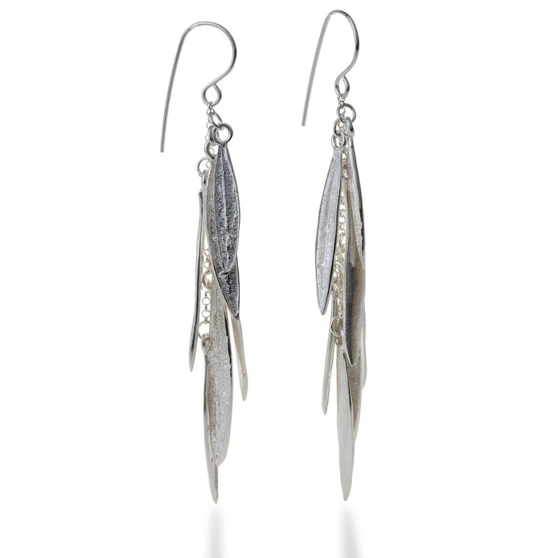 Airy Heights Design oleander earrings