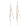 Airy Heights Design stick pearl earrings