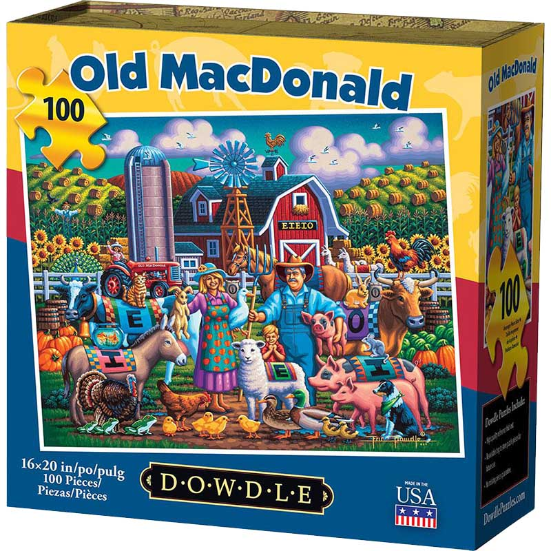 eric dowdle old macdonald puzzle