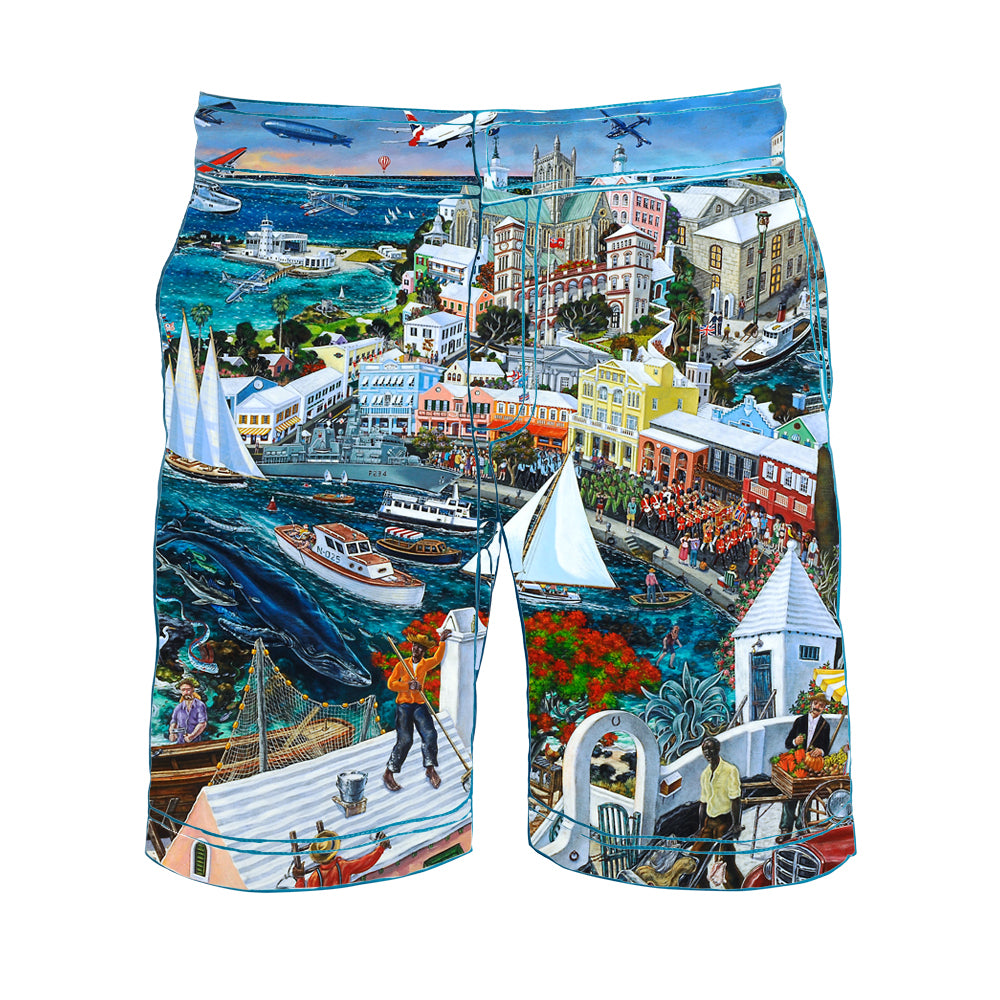 TABS Foster 5.0 Swim shorts