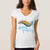 the little blue ducky women's tee