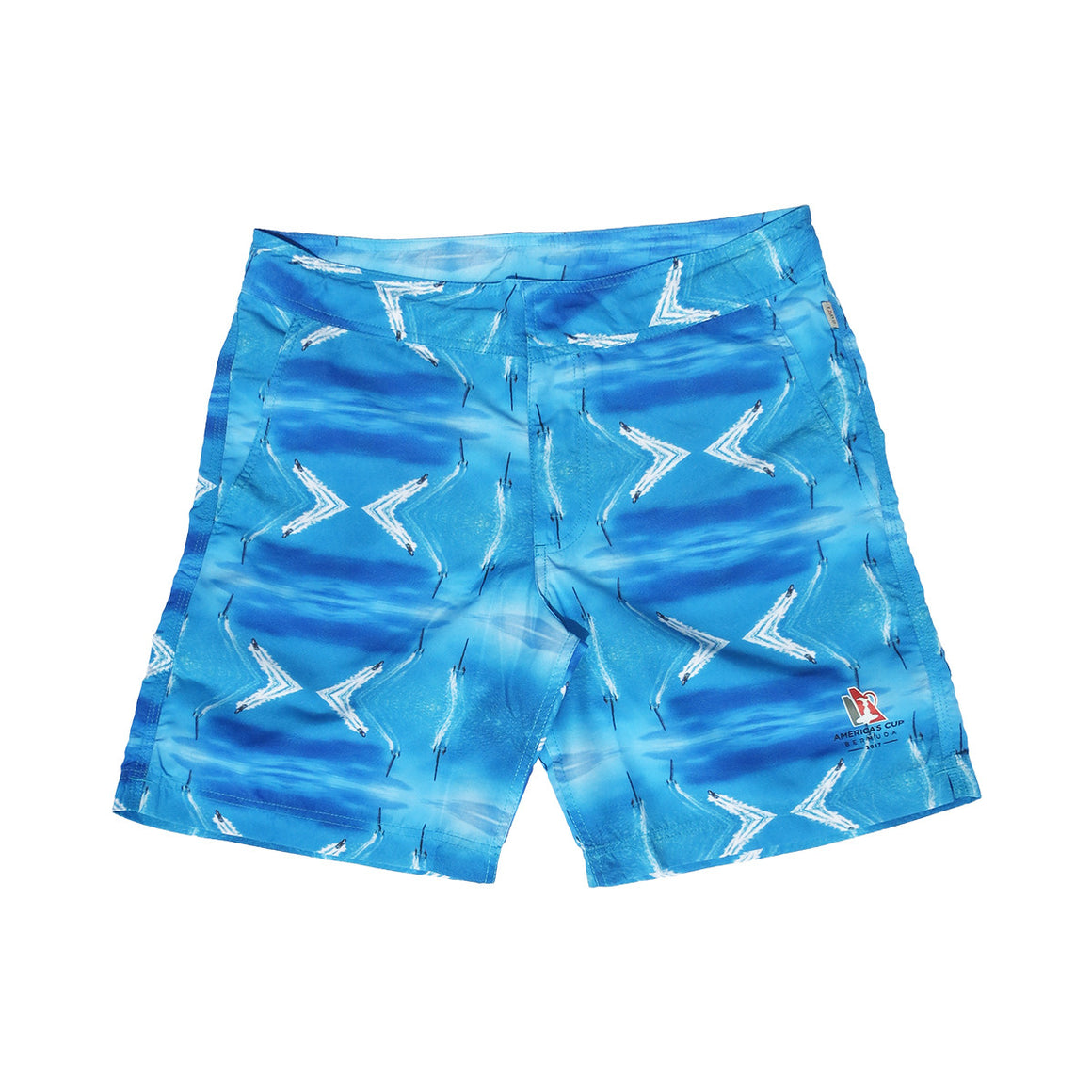 TABS | Swim Short | Racing Print | Product Shot | front