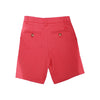 TABS | mini | Bermuda shorts | coral beach | back