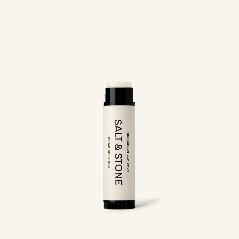 salt and stone lip balm