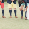 Traditional Bermuda Long Socks