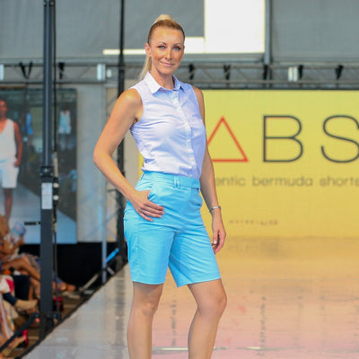 TABS Bermuda shorts for women