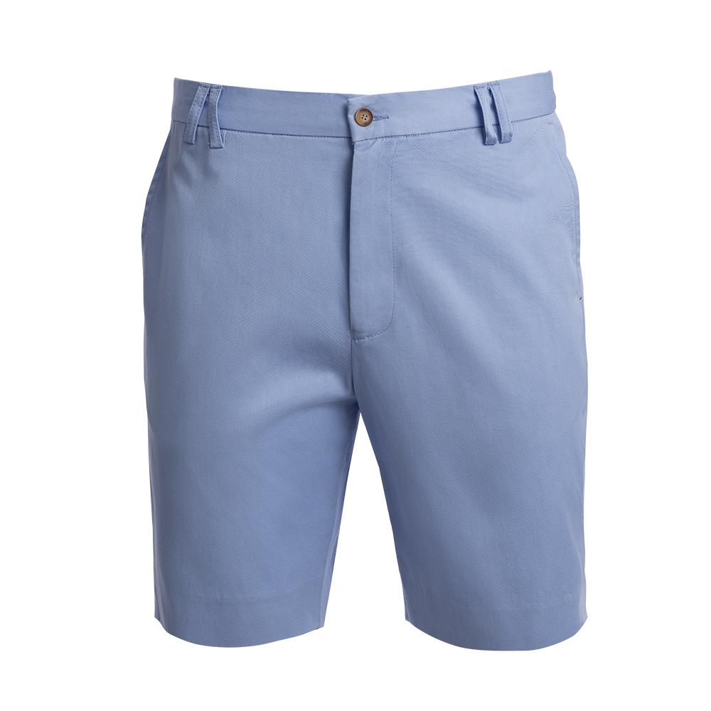TABS Mens Blue Haze cotton Bermuda shorts